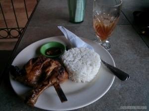 Puerto Princesa - chicken inato