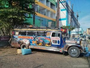 Puerto Princesa - jeepney