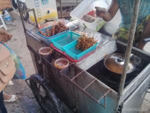 Puerto Princesa - street food 2