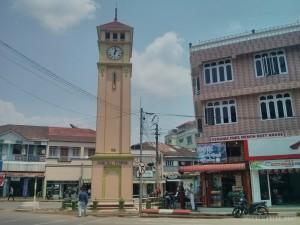 Pyin U Lwin - Purcell tower
