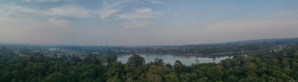 Pyin U Lwin - panorama view 2