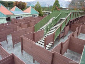 Queenstown - Puzzling World maze 1