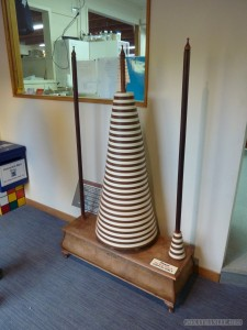 Queenstown - Puzzling World towers of hanoi