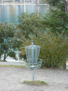 Queenstown - disk golf 2