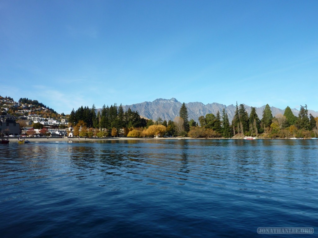Queenstown - scenery