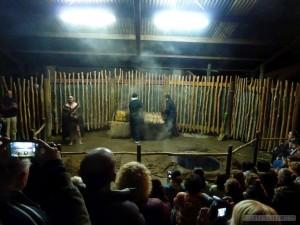 Rotorua - Mauri village cooking