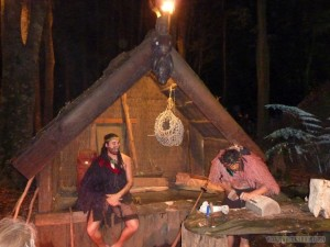 Rotorua - Mauri village crafting