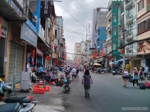 Saigon - Bui Vien bar street