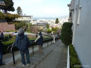 San Francisco - Steep Hills