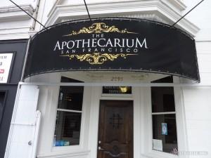 San Francisco - medical marijuana apothecarium