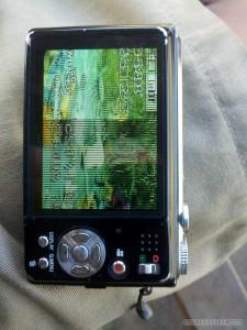 Senaru - broken camera