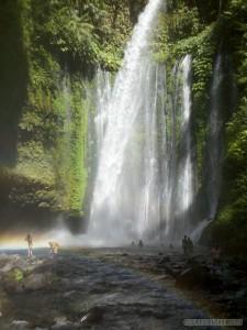 Senaru - second waterfall 2