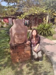 Siem Reap - Artisans d'Angkor sad Sayaka