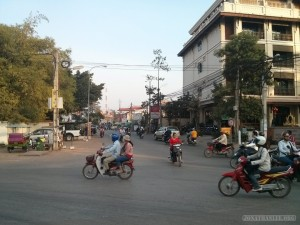 Siem Reap - city 2