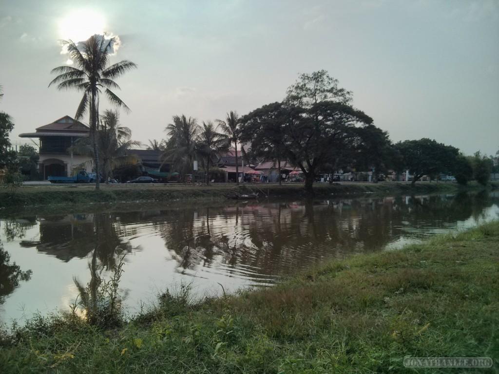 Siem Reap - riverside tranquility