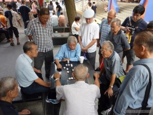 Singapore - game of chess