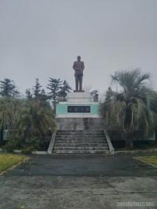 Sun Moon Lake - Chiang Kai Shek statue