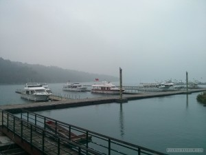Sun Moon Lake - Ita Thao harbor view 2