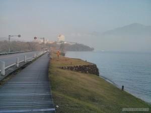 Sun Moon Lake - Yetan bikeway 2