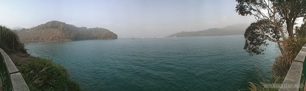 Sun Moon Lake - panorama scenery 4