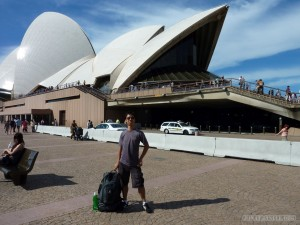 Sydney - Sydney Opera House