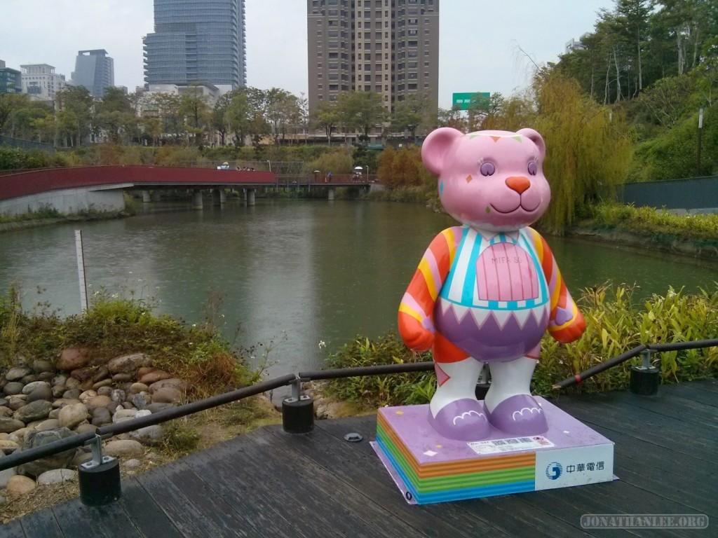 Taichung - bear 2