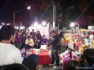 Tainan - night mart infomercial 2