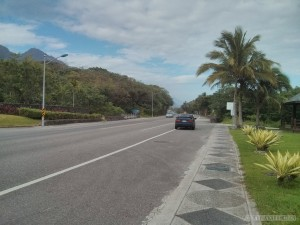 Taitung - Donghe hitchhiking