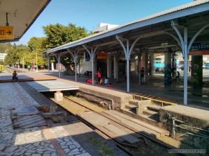 Taitung - converted railway station 2