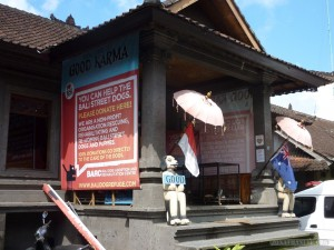Ubud - good karma charity scam