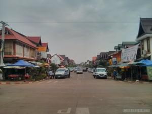 Vientiane - street