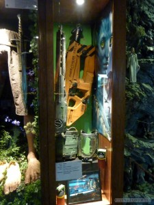 WETA Cave - District 9 gear