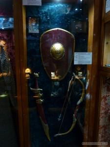 WETA Cave - Narnia gear