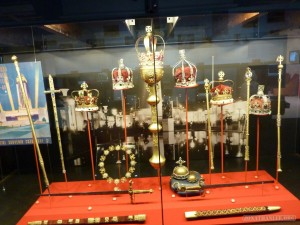 Wellington - crown jewels