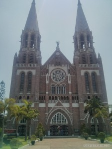 Yangon - Saint Mary Church