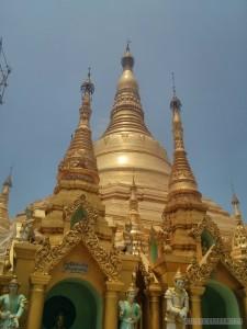 Yangon - Shwedagon pagoda 20