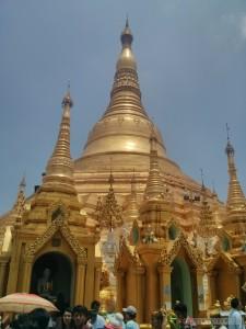 Yangon - Shwedagon pagoda 25