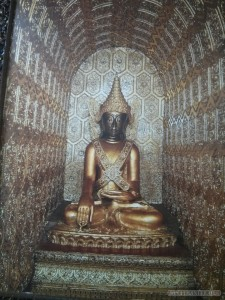 Yangon - Shwedagon pagoda photo gallery buddha