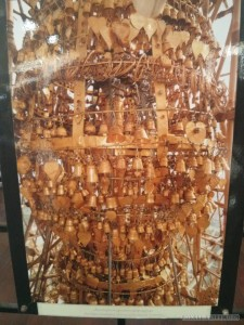Yangon - Shwedagon pagoda photo gallery umbrella