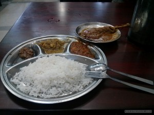 Yangon - curry