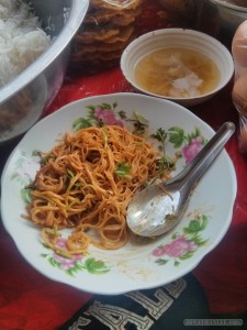 Yangon - street food 1