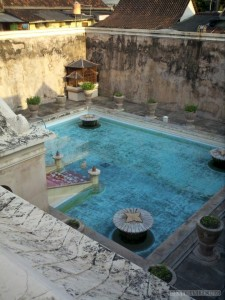Yogyakarta - Taman Sari pool 1