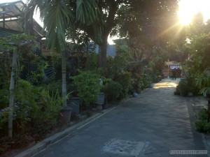 Yogyakarta - Taman Sari village