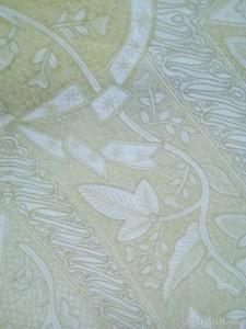 Yogyakarta arts culture - Batik drawn pattern 1