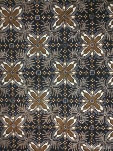 Yogyakarta arts culture - Batik multiple colors 2