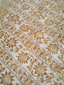 Yogyakarta arts culture - Batik printed pattern