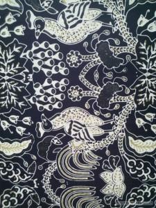 Yogyakarta arts culture - Batik single color