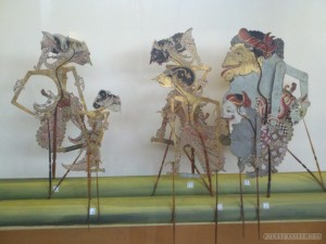 Yogyakarta arts culture - shadow puppets 1