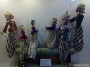 Yogyakarta arts culture - shadow puppets 2