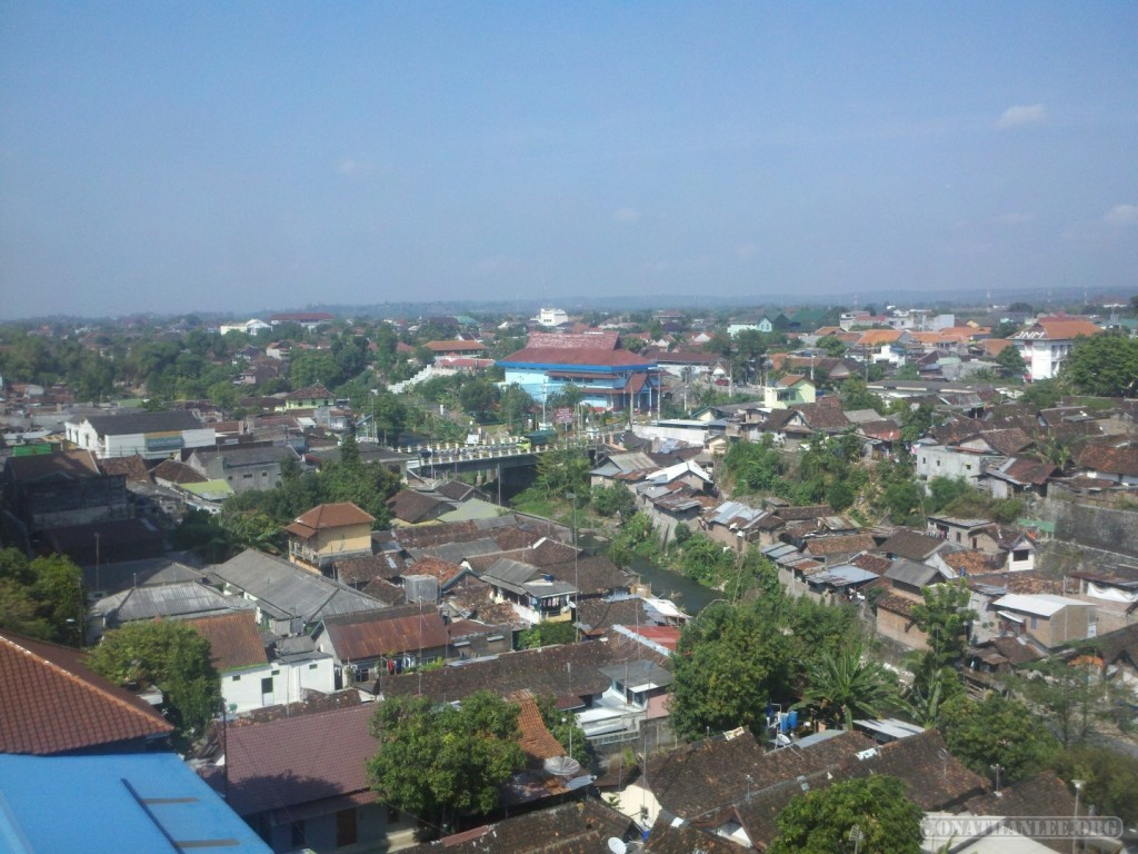 Jogja - city view